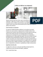 Que es el RLA y el LRA en un compresor pdfs