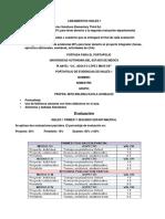 Lineamientos inglés 1