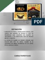 La novela.pptx