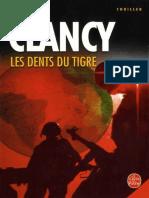 12-Tom Clancy - Les Dents Du Tigre