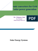 Grid Integration ofSolar Energy.pdf