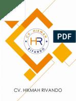 Company Profile CV. Hikmah Rivando.pdf