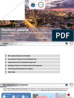 Resilient Jakarta Towards a Resilient Jakarta through Collaboration and Intelligent Solution