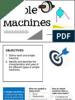 4 - Simple Machines
