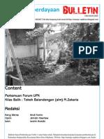 Bulletin Maret 2010