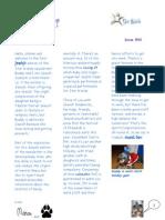 Star Wards Dec 2010 Newsletter #55