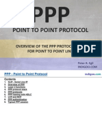 PPP - Point to Point Protocol