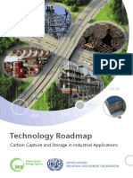 -2011- -IEA- Technology Roadmap - Carbon Capture and Storage in Industrial Applications