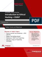 Introduction to Ethical Hacking + OSINT.pdf