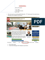 icf Vendor Manual