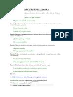 Funciones y Tramas Textuales