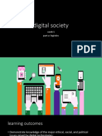 """Week 1 Lecture 1 - What is a """"digital society"""""""