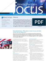 KP Hedge Funds Newsletter