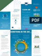 EU Clean Air Leaflet