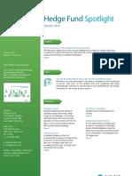 Preqin Hedge Fund Spotlight October 2010