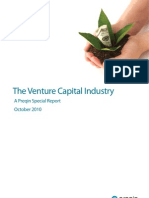 Preqin Private Equity Venture Report Oct2010