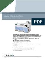 Actuating DXR2