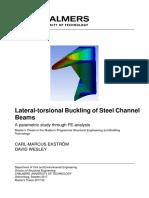[Ekström, C.-M.] Lateral-torsional Buckling of Steel Channel Beams.pdf