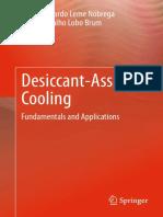 Desiccant Assisted Cooling - Nobrega, Brum
