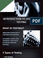 introduction-js-testing