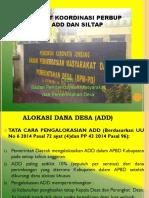 ADD&SILTAP 2015.ppt
