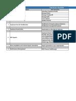 Handover Checklist.xlsx