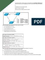 Ccna3-ESwitching Final Exam v4.0