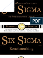 Six Sigma Bench Marking