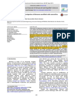 Rheological properties investigation of bitumen modified with nanosilica and PE polymer