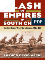Clash of Empires in South China