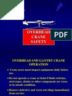 EOTcrane Safety