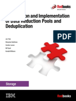 2018-11-29 Introduction and Implementation of Data Reduction Pools and Deduplication - sg248430