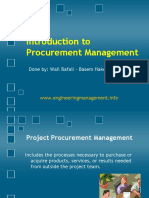 Introduction to Procurement Management.pdf