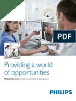 Philips Education Brochure