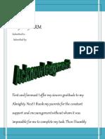 hrmprojectonnestle-161102153415