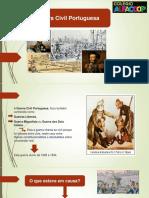 Trabalho de História- Guerra Civil- afonso