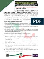 CONVOCATORIA MEXICO DEFINITIVA