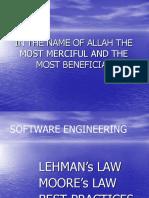 BCS - Software Engineering - Presentation