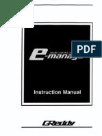 E-manage Blue Install