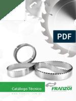 catalogo-tecnico serras franzoi