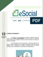 apresentação Esocial - Marcel