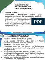 Akuntansi Kenuangan Lanjutan & Praktek