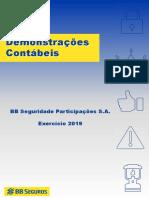 2079 BB Seguridade Demonstracoes Contabeis Exercicio 2019