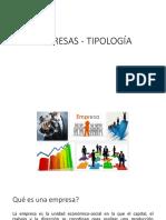 EMPRESA TIPOLOGIA.pptx
