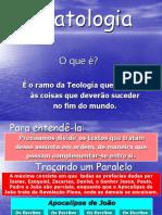 Escatologia - Completo 1.ppt