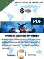 Presentación Operador Economico Autorizado