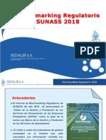 Benchmarking Regulatorio 2017 SUNASS.pptx