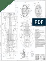 Desen tehnic cilindru