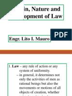 1-Origin-Nature-and-Development-of-Law.pptx