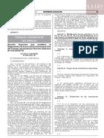 Decreto Supremo N° 008-2020-TR